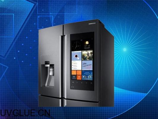 希尔希邦德冰箱VCM触控面板的粘结密封UV胶