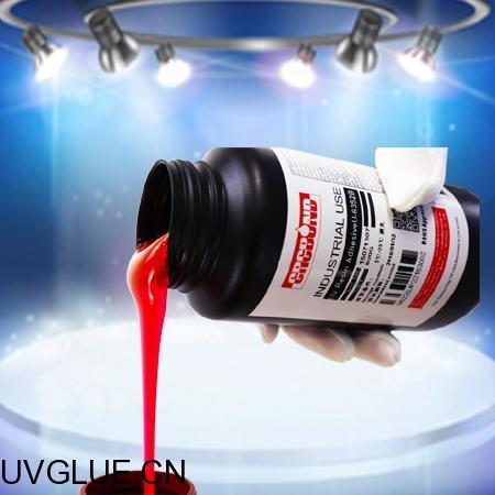 CRCBOND UV胶水用途特性