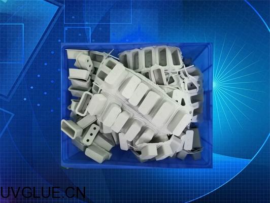CRCBOND U-1100 硅胶粘结专用UV无影胶水