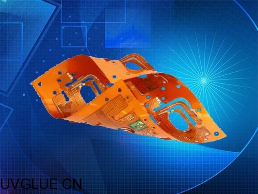 CRCBOND 195500线路板FPC补强加固UV无影胶水