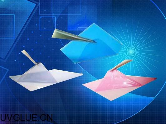 CRCBOND UV胶水U-1100 彩色UV无影胶水