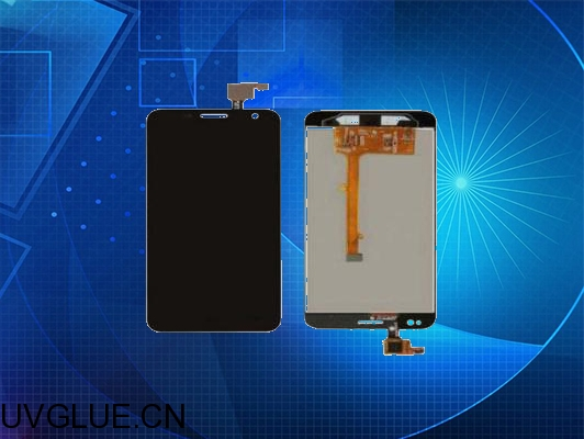 CRCBOND UV胶水195400 LCD ITO电子屏保护液晶屏保护粘结密封UV无影胶水