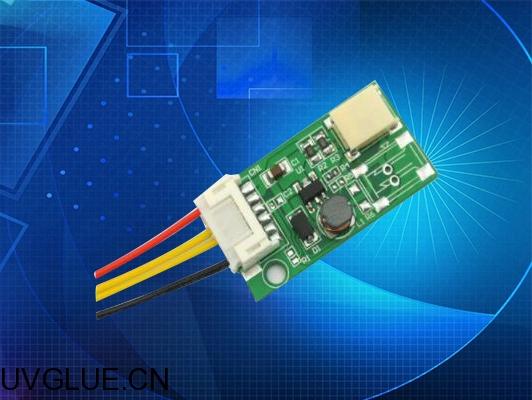 U-6300电池驱动板粘结保护披覆UV胶