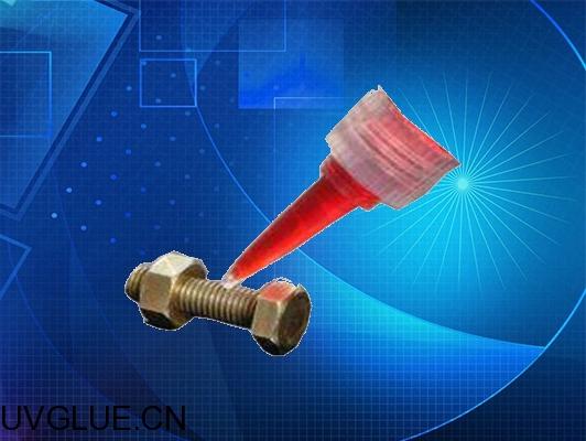CRCBOND UV胶水U-7600 厌氧型螺丝紧固胶