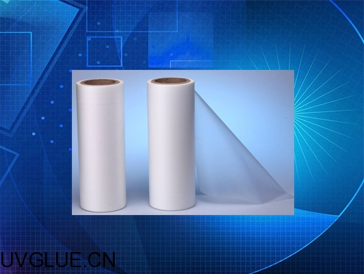 CRCBOND UV胶水195800 塑料PET薄膜贴合耐黄变UV无影胶水
