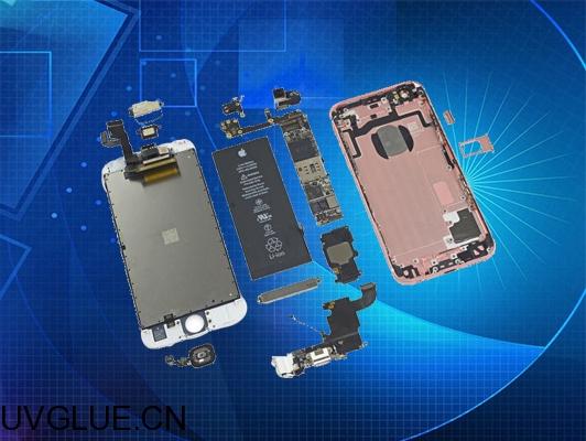 电声组件装配UV胶声学UV无影胶水
