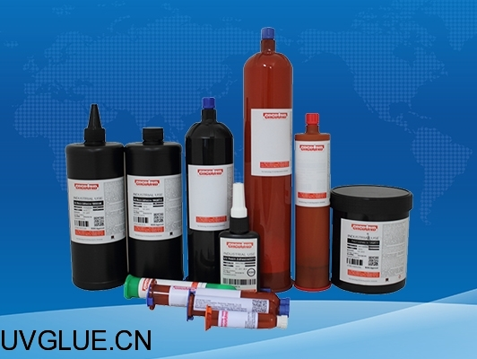UV胶黏剂