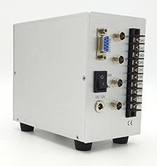 4通道UVLED点光源控制主机实物图反